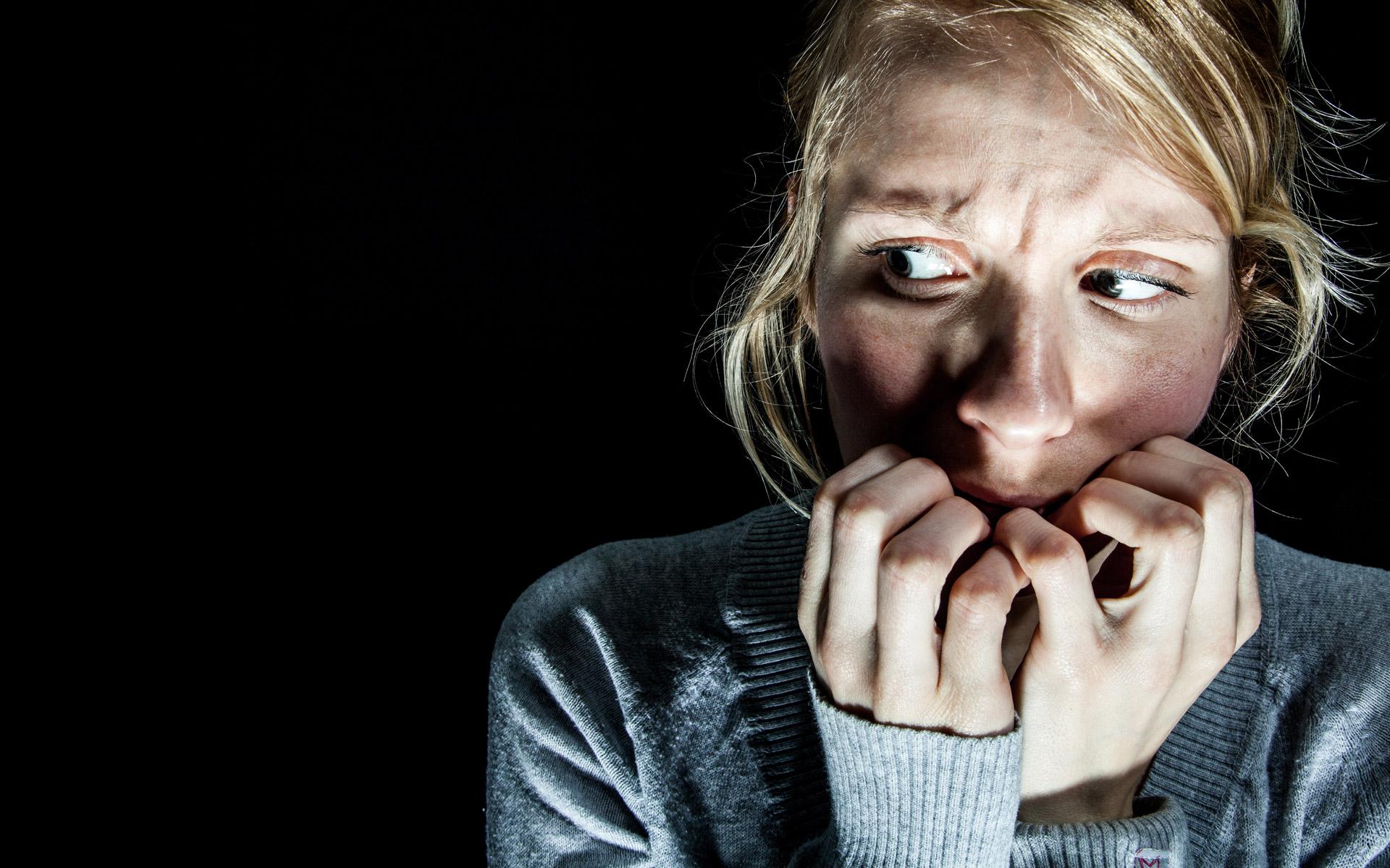 Angstzustände & Verlustängste